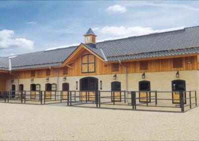 Obiekt Jeździecki Wanninger, Feldkirchen, Niemcy
